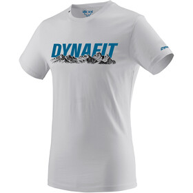 Dynafit Graphic Cotton SS Tee Men nimbus/skyline